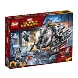 LEGO Marvel Super Heroes Kvantrikets Utforskare