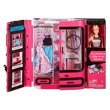 Barbie Fashionistas Ultimate Garderob med Docka
