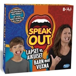 Hasbro Speak Out Barn mot Vuxna