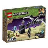 LEGO Minecraft End-Striden