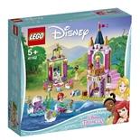 LEGO Disney Princess Ariel, Aurora och Tianas Kungliga Fira