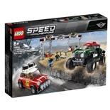 LEGO Speed Champions 1967 Mini Cooper S Rally och 2018 MINI
