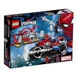 LEGO Marvel Super Heroes Spider-Man Motorcykelräddning