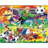 Larsen Pussel 65 Bitar Fotboll