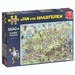 Jan van Haasteren Pussel 1500 Bitar Highland Games