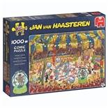 Jan van Haasteren Pussel 1000 Bitar Acrobat Circus