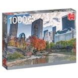 Jumbo Pussel 1000 Bitar Central Park New York
