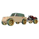 Automoblox Mini Series X10 Timber Pack