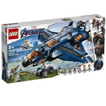 LEGO Marvel Super Heroes Avengers Ultimata Quinjet