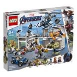LEGO Marvel Super Heroes Avengers Kasernstrid