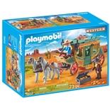 Playmobil Vilda Västernvagn