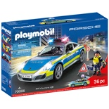 Playmobil Porsche 911 Carrera 4S Polis