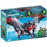 Playmobil DRAGONS Dödsbringaren med Grimmel