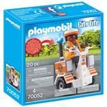 Playmobil Räddningssegway