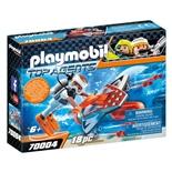 Playmobil SPY TEAM Undervattensskjutare
