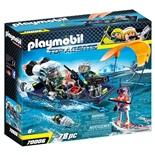Playmobil TEAM S.H.A.R.K. Harpunfartyg