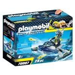 Playmobil TEAM S.H.A.R.K. Raketflotte