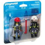 Playmobil Duopack Brandmän