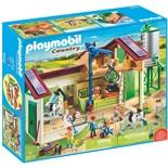 Playmobil Bondgård med Djur