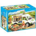 Playmobil Mobilt Marknadsstånd