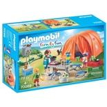 Playmobil Campingtur med Stort Tält