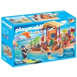 Playmobil Vattensportlektion
