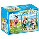 Playmobil Familjecykel