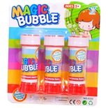 Magic Bubble Såpbubblor 60 ml 3-Pack