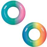 Bestway Badring 91 cm Rainbow 1 st
