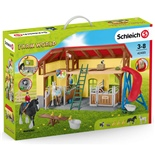 Schleich Farm World Häststall