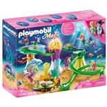 Playmobil Sjöjungfruns Grotta med Upplyst Kupol
