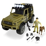 Dickie Toys PlayLife Hunter Set Mercedes-Benz G 500