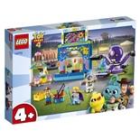 LEGO Juniors Disney Pixar Toy Story 4 Buzz & Woodys Tivolima