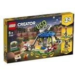 LEGO Creator Karusell på Nöjesfält