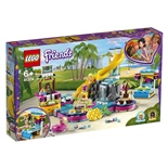 LEGO Friends Andreas Poolparty