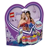 LEGO Friends Emmas Sommarhjärtask
