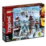 LEGO Ninjago Den Övergivne Kejsarens Slott