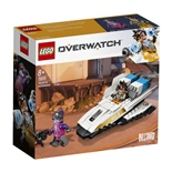 LEGO Overwatch Tracer vs. Widowmaker