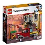 LEGO Overwatch Uppgörelse i Dorado
