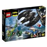 LEGO DC Comics Super Heroes Batmans Batwing och Gåtans Kupp