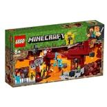 LEGO Minecraft Den Flammande Bron