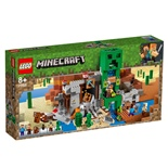LEGO Minecraft Creeper™ Gruvan