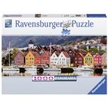 Ravensburger Pussel 1000 Bitar Panorama Port of Norway
