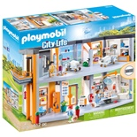 Playmobil Stort Sjukhus med Möbler