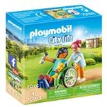 Playmobil Patient i Rullstol