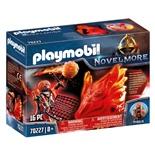 Playmobil Novelmore Eldvakt med Spöke