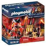 Playmobil Novelmore Eldmästare med Kanon