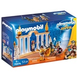 Playmobil: THE MOVIE Kejsar Maximus i Colosseum