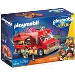 Playmobil: THE MOVIE Dels Matvagn