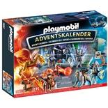 Playmobil Adventskalender - Kampen om den Magiska Stenen